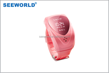 Waterproof perfect kid/baby gps watch tracking/tracker system S012 for child kids elderly