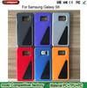Wholesale mobile phone shell protective sleeve for samsung galaxy S6 Fashion Sports car TPU + PC Combo for s6 case