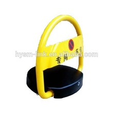 High standard dustproof and waterproof Remote control car parking lock with low price