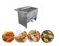 Snacks Fast food McDonalds/chicken processing equipment Water-oil frying machine