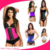 factory China latex fitness waist shapers