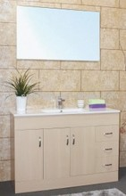 Cabinet Hotel Led Bathroom Mirrors With Light Shinning