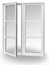 Guangzhou professional PVC window company manufacturers