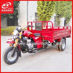 Open Body Type WY Model Motorized Cheap Cargo Diesel Tuk Tuk Trike For Ghana
