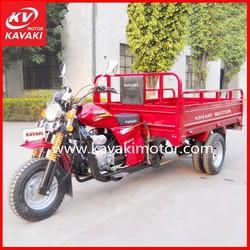 Open Body Type WY Model Motorized Cheap Cargo Diesel Tuk Tuk Trike For Ghana
