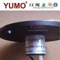 YUMO SR012A 6 bague collectrice d'alternateur moteur porte-balais de carbone brosses de carbone électriques bague collectrice