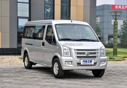 New Dongfeng Mini Van Bus, 2-11 seaters, Gasoline, standard configuration