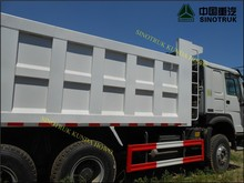 2015 new 20 ton 6x4 dump truck for sale in Ethiopia