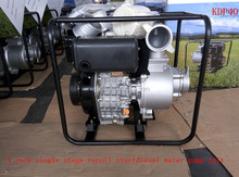 KDP40/4 inch single-stage diesel water pump for irrigation and farming use
