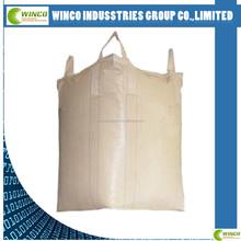 breathable pp woven big Bag/FIBC for Firewood Packing/ Big Bag ,transparent pp jumbo bag