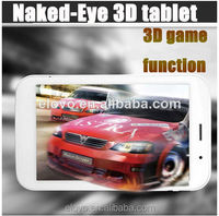 cdma gsm 3g tablet pc cheap 7inch tablet pc naked eye tablet pc with quad core