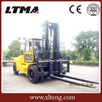 best price of 12 ton 15 ton 16 ton diesel forklift for sale