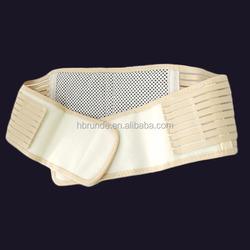 self heating magntic waist belt