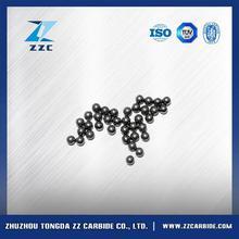 Zhuzhou factory yg8 tungsten carbide ball for bearing from zhuzhou long history manufacturer