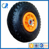 Black for hand trolley hand truck wheel