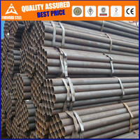 ERW Round Steel Tube and Pipe with supper Competitive Price