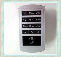 EDA 3000E digital electronic cabinet lock/locker lock for hotel and gym