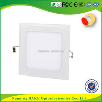Good quality Factory direct supply 2835smd slim led ceiling panel light ceiling down light