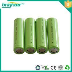 the best lithium size 18650 batteries pack 3 volt