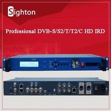 Dvb - t2 à vidéo audio récepteur satellite supermax hd