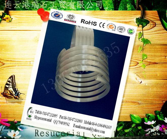 quartz products quartz tube(RE418)0142