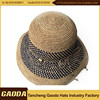 High quality summer beach hats for ladies