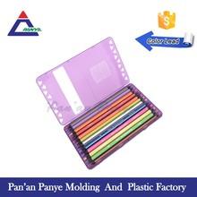 Free Sample Custom wooden drawing pencil set/color pencil