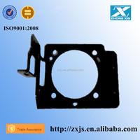 china custom sheet metal work & cutting &press& bending