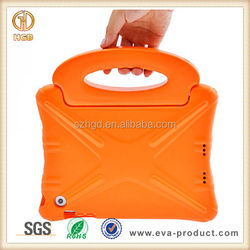 For Apple iPad Mini Kids Friendly Plastic Carrying Case with handle