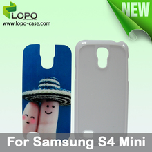 shenzhen Sublimation hard PC cover case for Samsung S4 MINI