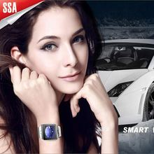 2015 Colorful Bluetooth Smart Watch/IOS android smartwatch for mobile phone with MP3 play 128M USB flash