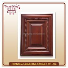HOT SALE American door kitchen cabinet maple mahogany