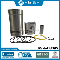 cylinder liner kit set for S1105 diesel engine