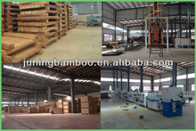 Hubei factory direct sale strand woven bamboo products