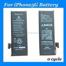 for iphone5 battery high quality original for iphone battery mobile phone battery from OEM