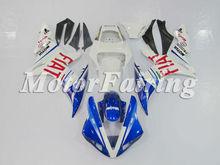 2002 r1 body kit for yamaha r1 2003 2002 yzf r1 fairing 02 03 r1 racing fairing blue white