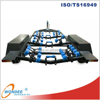 Hot Sale Light Duty Aluminum Boat Trailer