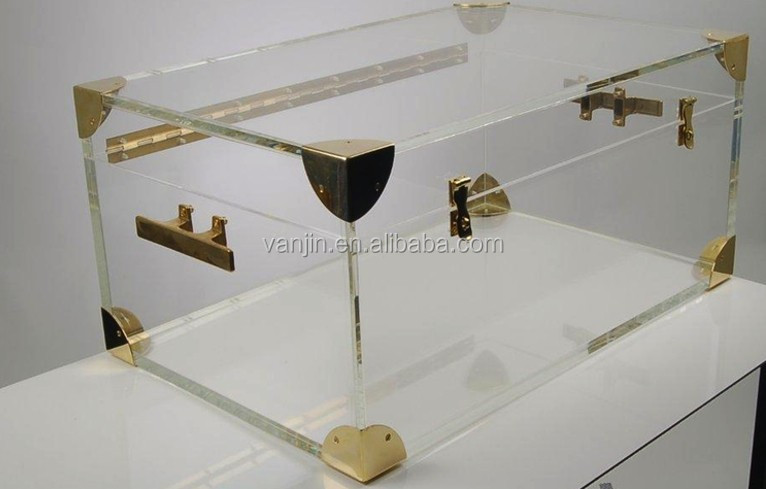 Acrylic Trunk Coffee Table 7071406205,Clear Acrylic Trunk Coffee Table ...