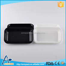 Best quality CPET microwaveable plastic compartment tray