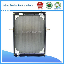 faw truck spare parts radiator 1301010-D816 faw tipper truck for kenya