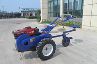 12hp china cheap farm walking tractor for sale