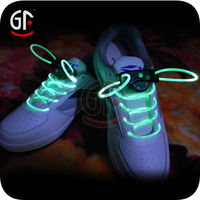 New Product Cool Novelty Night Club Popular Light Shoelaces