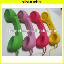 2012 Best Seller COCO Phone The Retro Handset for Samsung