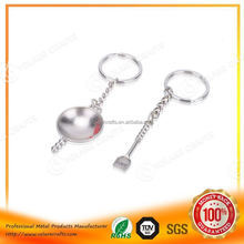 Hotsale high quality metal label key holder
