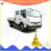 ZN1040B1ZM Japanese brand nissan cabstar NT400 double cab LHD 4*2 3 ton lorry truck for sale in vietnam