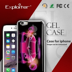Exploiter make your own smart phone cover for iphone 3d mobile cover