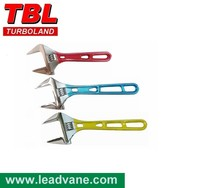 TBL 6,8,10,12 INCH WIDE JAW ADJUSTABLE WRENCH