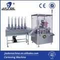 Máquinas de encadernação automática Cartoner de alta velocidade máquina de encadernação
