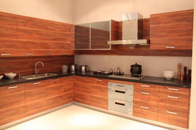 2014 modern modular kitchen cupboard door covers full set