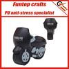 PU foam custom motorcycle stress relievers